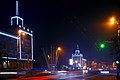 Night Luhansk sovetskya street.jpg