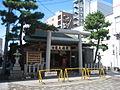Niigata Ninjo-yokocho 20131018-03.JPG
