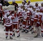 Niklas Kronwall with Stanley Cup.jpg