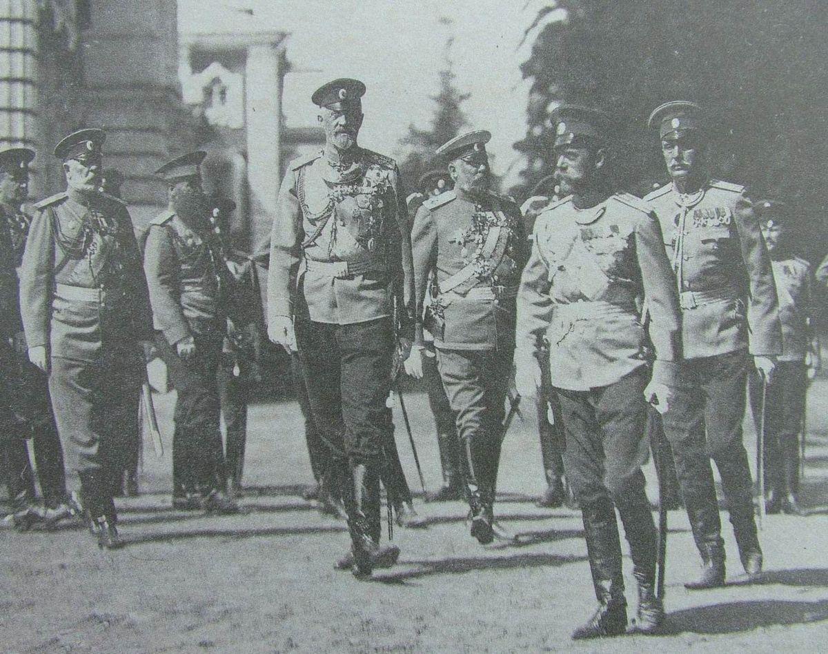 Russia nella prima guerra mondiale wikipedia for Decorati 2 guerra mondiale