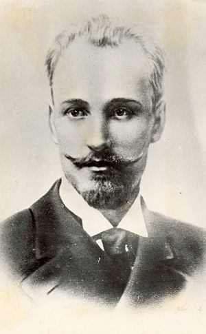 Nikolay Bauman - Bauman some time before 1905.
