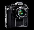 Nikon F3 Giugiaro Camera Design Austin Calhoon Photograph.jpg