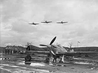 No. 151 Wing RAF - Image: No. 151 Wing Royal Air Force Operations in Russia, September november 1941 CR38