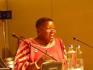 Noerine Kaleeba Ugandan activist