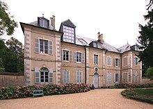 Die Maison de George Sand in Nohant-Vic. Hier verbrachte Chopin mit George Sand sieben Sommer (1839 und 1841–1846) und komponierte einen Teil seiner wichtigsten Klavierwerke. (Quelle: Wikimedia)
