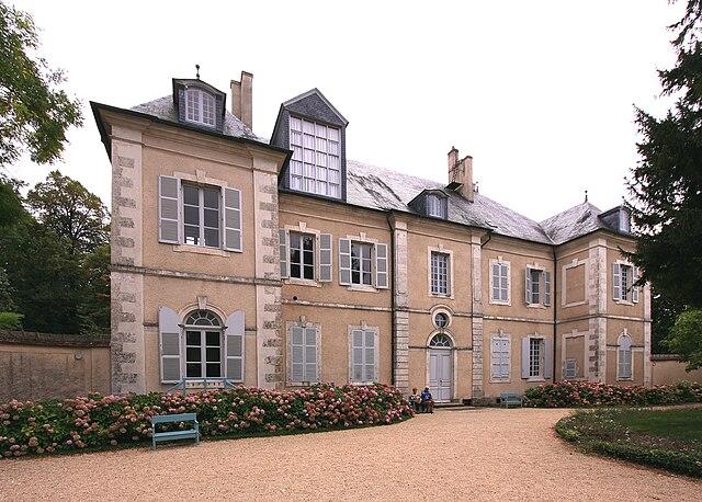 Дом Жорж Санд в Ноане