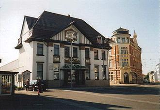 Nordhausen-Wernigerode Railway Company - Nordhausen Nord station