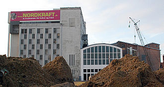 Nordkraft (Aalborg) - The Nordcraft cultural centre
