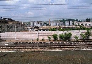 Ryongchon disaster - Ryongchon Station