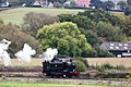 Norton Fitzwarren - 1501 on the curve.JPG