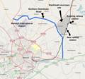 Norwich rackheath map.png