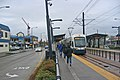 Not Yet TOD streetscape Seattle Light rail (4575070467).jpg