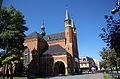 Nowy Sącz, kościół par. p.w. św. Kazimierza, 1908-1912 3.jpg