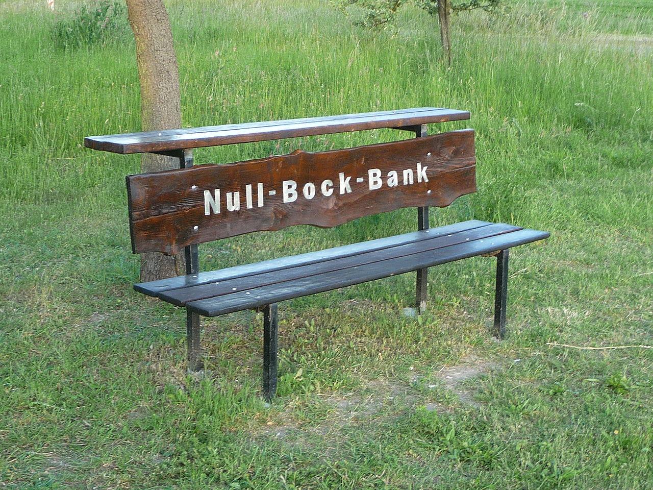 Null Bock