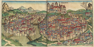History of Kraków aspect of history