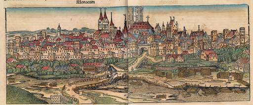 Nuremberg chronicles - MONACUM