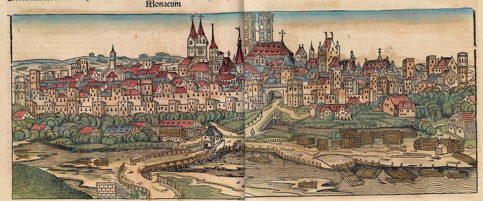 Nuremberg chronicles - MONACUM