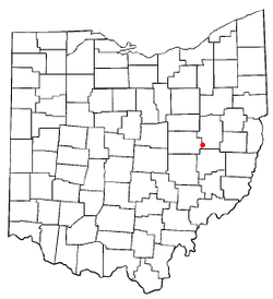 Newcomerstown Ohio Map.Newcomerstown Ohio Wikipedia