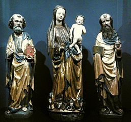 Madonna ze świętymi Piotrem i Pawłem