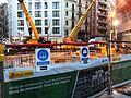 Obres AVE al centre de Barcelona.JPG
