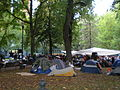 Occupy Portland, Day 2 camp.jpg