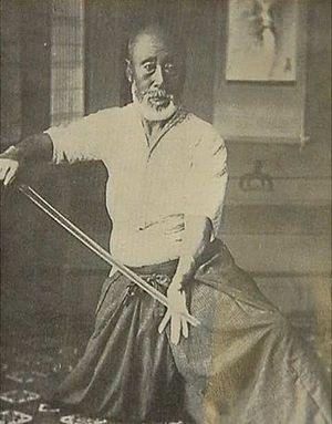 Musō Jikiden Eishin-ryū - Image: Oemasamichi