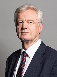 David Davis (British politician) English Conservative politician and former businessman