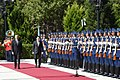 Official welcome ceremony was held for President of Turkmenistan Gurbanguly Berdimuhamedow 7.jpg