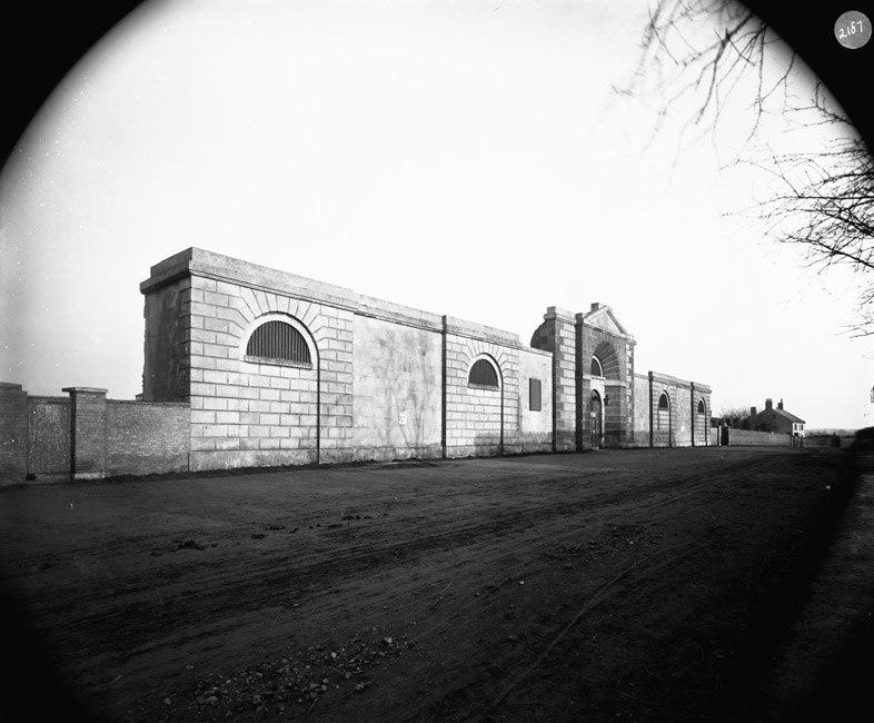 Old Gaol Southgate Street Bury St Edmunds