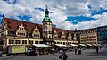 Old town hall and market square - Leipzig (30305000775).jpg