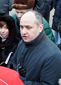 Кондрашов, Олег Александрович — Википедия онлайн