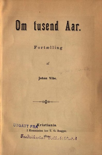 File:Om tusend Aar.djvu