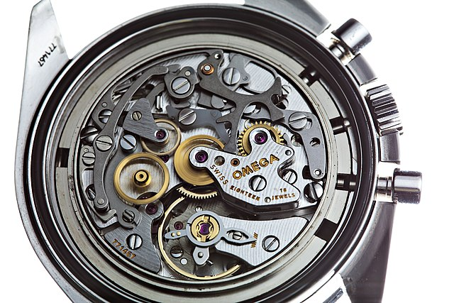 Omega Cal. 1861 Chronograph Movement