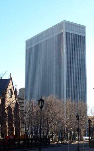 One M&T Plaza - Image: One M & T Plaza, Buffalo