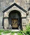 One of the doors of Saghmosavank.jpg