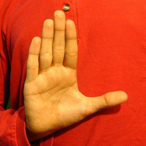ASL open b