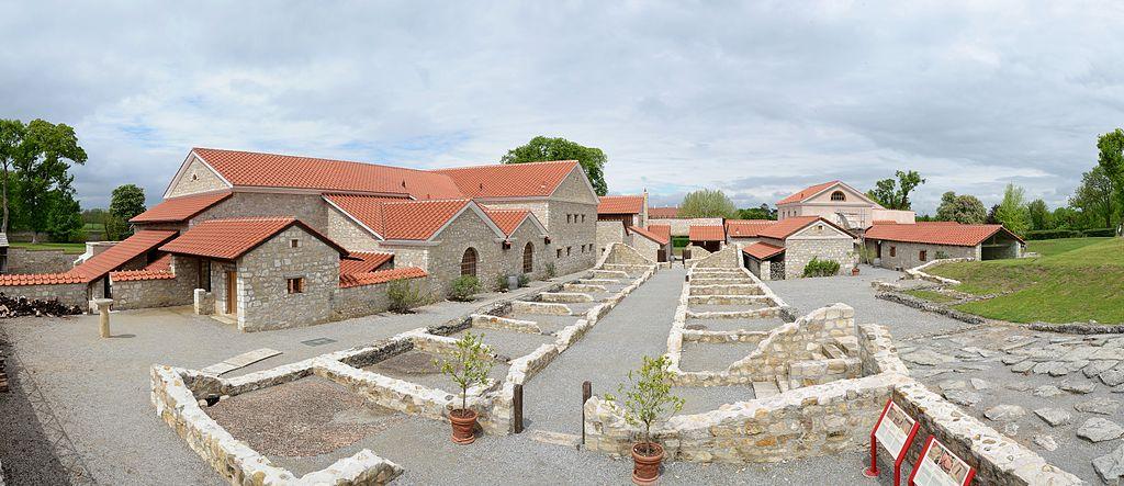 Open air museum Petronell - Thermae, Villa Urbana and Valetudinarium