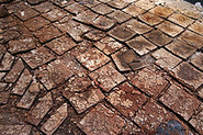 Operation Tracer cork tiles