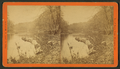 Opposite Moore & Jessups paper mills, looking down stream, Brandywine, by Joseph A. Maybin.png