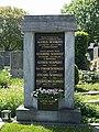 Oskar Schmidt grave, Vienna, 2018.jpg
