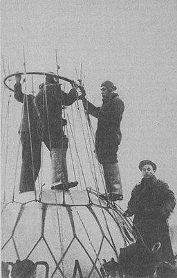 Osoaviahim-1 aerostat 02