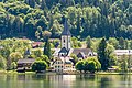 Ossiach Pfarrkirche Mariä Himmelfahrt und ehem. Benediktinerstift 23052019 7090.jpg