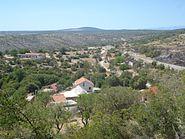 Ostrovica (Croatia), selo - zapad
