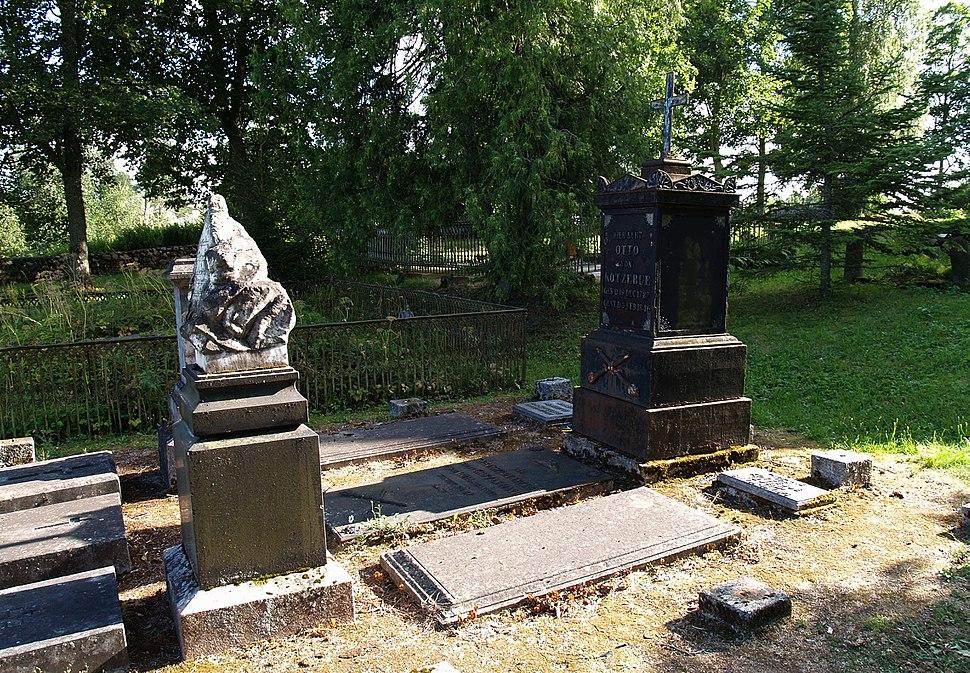 Otto von Kotzebue haud