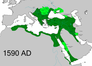Murad III - The Ottoman Empire reached its greatest extent in the Middle East under Murad III.