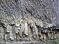 Overhanging Cliff Flow, Junction Butte Basalt, Yellowstone National Park.jpg