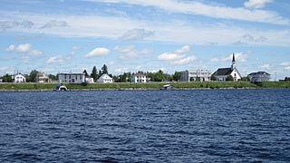 Péribonka, Quebec Municipality in Quebec, Canada