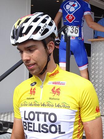 Péronnes-lez-Antoing (Antoing) - Tour de Wallonie, étape 2, 27 juillet 2014, départ (C076).JPG