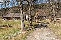 Pörtschach Winklern Brockweg Birnbaumallee mit Brockhof 12032017 6526.jpg