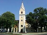 Pöttsching-Pecsenyéd -church.jpg